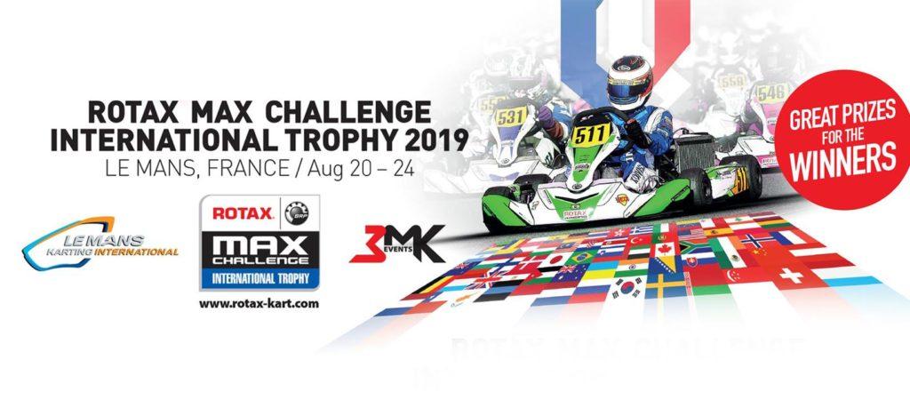 Bannière Rotax challenge