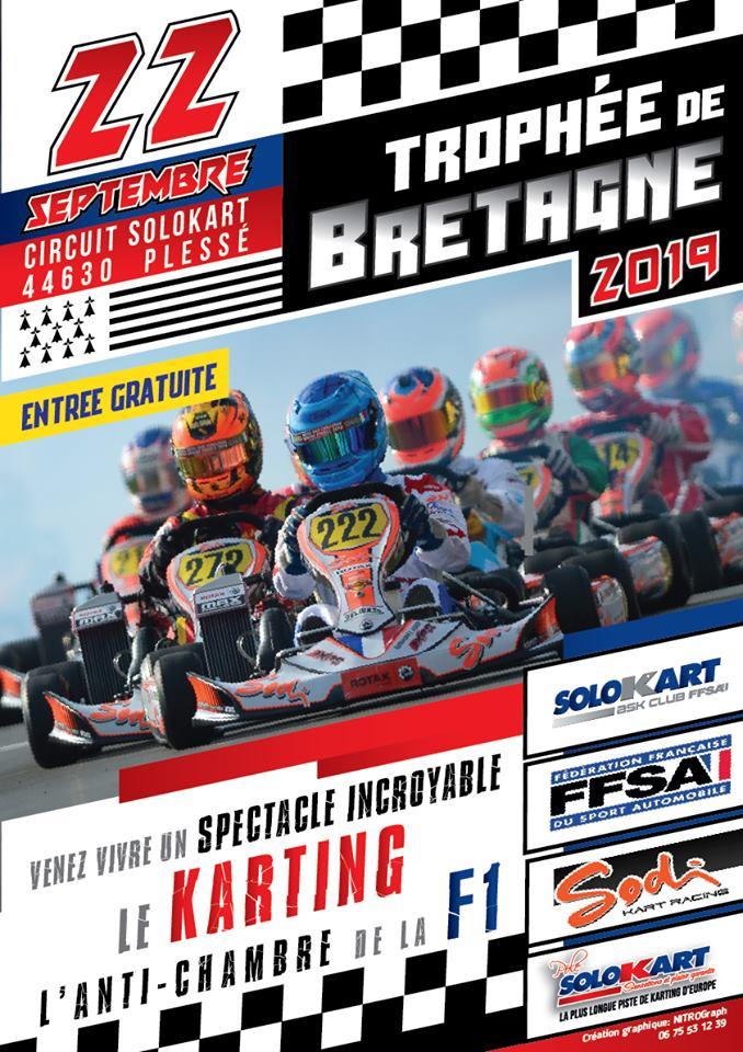 Affiche trophée bretagne 2019 Plessé.
