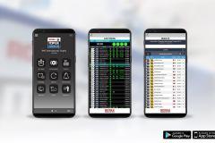 Appli Rotax pour IOS et ANDROID